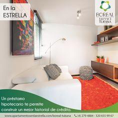 Un #apartamento , podría ser el aliado para deducir los intereses de tu préstamo hipotecario de tus impuestos anuales. #estrenarapartamento #ventadeapartamentos