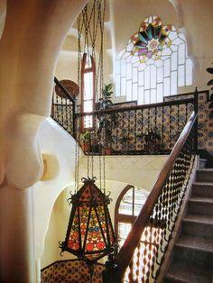 Bellesguard by Antoni Gaudi (Barcelona/ Spain)