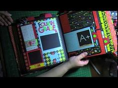 Kathy Orta Inspired Retro-fit mini, School Days and Grade School - YouTube