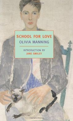 School for Love (New York Review Books Classics) by Olivia Manning   http://www.amazon.com/dp/1590173031/ref=cm_sw_r_pi_dp_m.uKtb066PT375WW