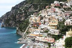 Positano - one of my most cherished locations.