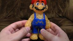 Mario, Frozen and Minion Scab Lamps | Ashens | Ashens | Pinterest ...