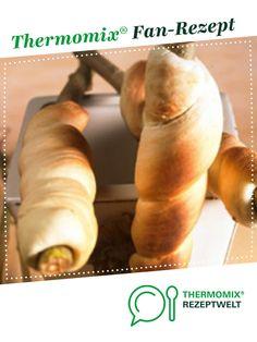 Stockbrot von Thermomix Rezeptentwicklung. Ein Thermomix ® Rezept aus der Kategorie Brot & Brötchen auf www.rezeptwelt.de, der Thermomix ® Community.
