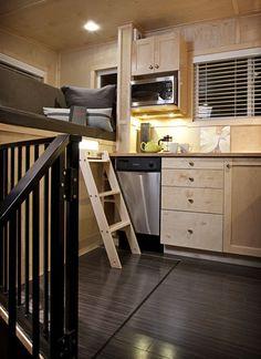 tiny house inneneinrichtung tinyhaus pinterest inneneinrichtung kleines h uschen und. Black Bedroom Furniture Sets. Home Design Ideas