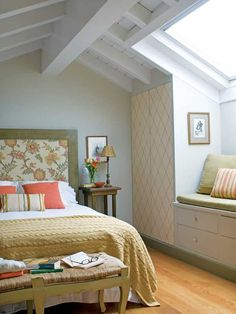 Lovely Undergrad: Attic Bedroom Inspiration