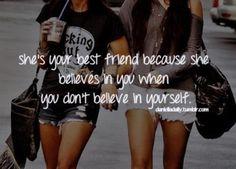 Best friend quote @Kayliegh Coleman Coleman Ingram