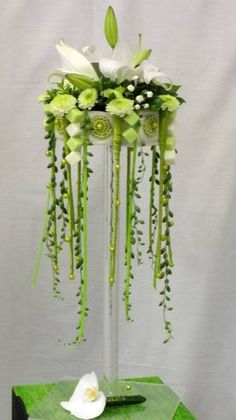 Printing Videos Ring Products Decorations For Marriage Altar Flowers, Church Flowers, Funeral Flowers, Wedding Flowers, Hanging Flower Arrangements, Tropical Floral Arrangements, Beautiful Flower Arrangements, Calla Lily Centerpieces, Wedding Centerpieces