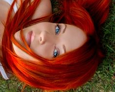 redhair color | 25 Stunning Red Hair Color Ideas