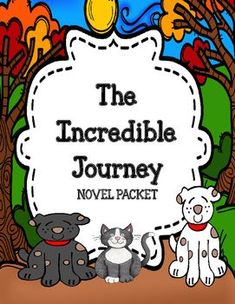 The Incredible Journey Novel Study Unit - Distance Learning   TpT Vocabulary Activities, Book Activities, Perspective Game, Literature Circles, Writing Strategies, Teaching Language Arts, English Writing, Text To Self, World Teachers