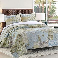 jcp | Greenland Home Fashions Mallory Quilt Set