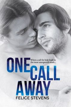 One Call Away Release Day Spotlight | Gay Book Reviews – M/M Book Reviews