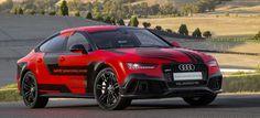 Robby, el nuevo Audi RS7 autónomo, ya es más rápido en circuito que un piloto profesional