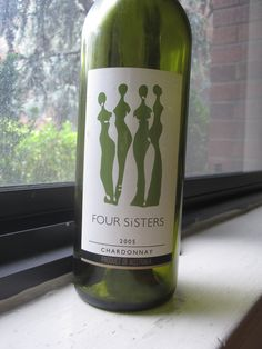 The 12 Bottles of Wine - Four Sisters