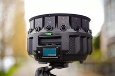 Google revela nova câmara Yi Halo de 360º