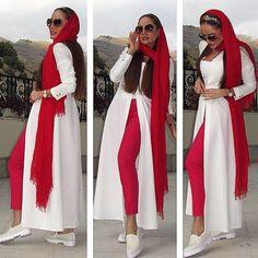 #iranian#women#fashion  #mandana#style