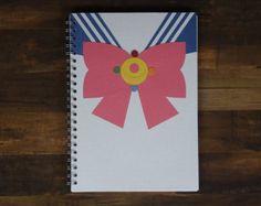 Sailor Moon Seifuku A4 Notebook/Bullet Journal/BuJo