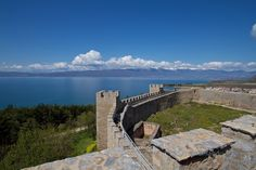 Samuil's Fortress Ohrid Macedonia | Forts and castles from around the world