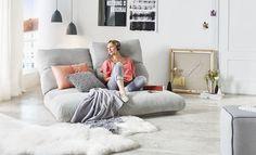 Relaxliege mit Schlaffunktion - Möbel Kraft