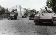 The 3rd SS Panzer Division Totenkopf in Poland