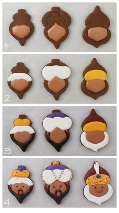 Three Wise Men Christmas Cookie Tutorial | Klickitat Street