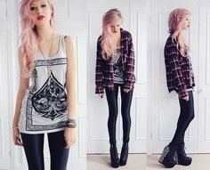 nice | Grunge Fashion †