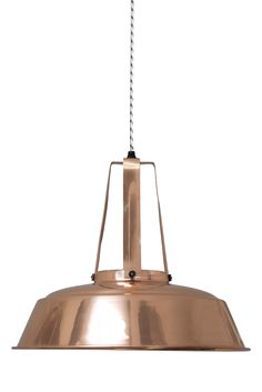 copper lamp, coming up at www.wonenmetlef.nl new collection HK-living... autumn