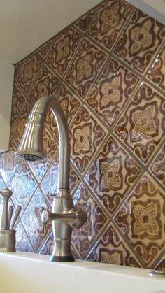 Decorative Tiles For Kitchen Best Kitchen Tile Designs  Mexican Tile And Stone Company  Decorative Design Ideas