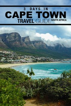 Find out just how much you can see in beautiful Cape Town in just 3 days!