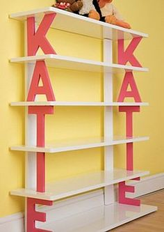 How cute! But I'm not naming my daughter Katie;)
