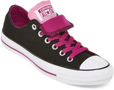 2f27bea534a4 Converse Chuck Taylor All Star Womens Double Tongued Sneakers Converse  Outlet