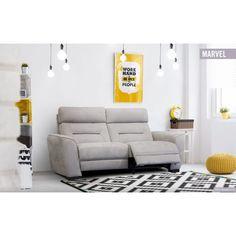 Marvel ülőgarnitúra - rendelhető opció: elektromos relax funkció