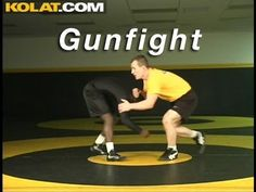 Gunfight: Pulling The Trigger on Tie Ups KOLAT.COM Wrestling Techniques ...