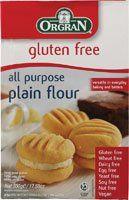 Orgran All Purpose Plain Flour Gluten Free -- 17.5 oz - http://mygourmetgifts.com/orgran-all-purpose-plain-flour-gluten-free-17-5-oz/