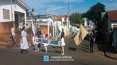7 de setembro não passou esquecido em Campos Gerais-MG