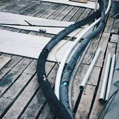 Some cables on Mumbles Pier  Shot with a Nikon D3200  Edited with VSCO  #photography #photo #picture #camera #photographer #vsco #vscocam #jj #jj_community #creative #art #edit #joshsterckx #lgg3 #nikon #d3200 #nikond3200 #wales #southwales #creative #capturethecreative #mumbles #mumblespier #cables