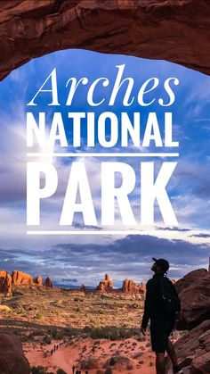 Hike in Arches National Park