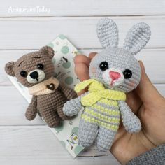 Sewing Animals Patterns Free crochet animal patterns - Amigurumi bunny pattern - These free crochet animal patterns can help you to create any animal you want by changing muzzle and ears. Crochet Cat Pattern, Crochet Animal Patterns, Crochet Patterns Amigurumi, Crochet Animals, Crochet Dolls, Free Pattern, Crochet Elephant, Crochet Bear, Cute Crochet
