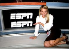 Sara Walsh-ESPN Reporter | Female News and Sports ...