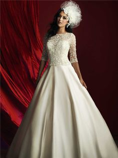 Do you have a pear shaped body and eager to choose a suitable wedding gown? Here are 24 best choices of wedding dress for pear shaped body to give you a balanced look.