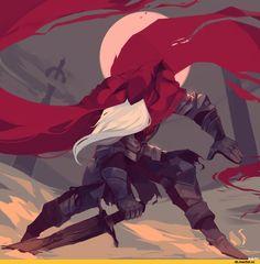 Slave Knight Gael,Dark Souls 3,Dark Souls,фэндомы