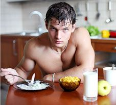 What to eat before wrestling match