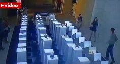Woman Destroys $200,000 Of Art When Her Selfie Goes Wrong
