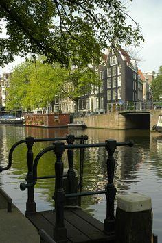 Prinsengracht, Amsterdã