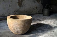 Lars Zech: bowl sculptures