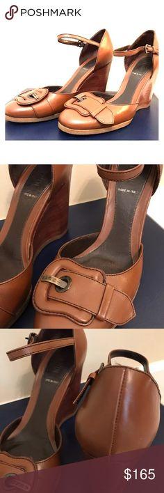 Selling this Fendi Wedges on Poshmark! My username is: sassystilettos. #shopmycloset #poshmark #fashion #shopping #style #forsale #Fendi #Shoes