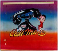 """Call Me"" by Leslie Cabarga (1990)"