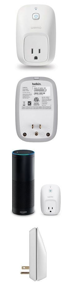 Home Automation Modules: Wemo Switch Smart Plug, Wi-Fi, Works With Alexa BUY IT NOW ONLY: $40.58