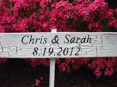 Wedding Keepsake SignWooden Wedding Sign by LMEsquare on Etsy, $35.00