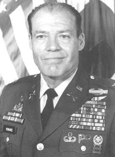 Col. Robert L. Howard was the most highly decorated United States Army soldier since WWII. He was wounded 14 times over 54 months of combat, was awarded 8 Purple Hearts, 4 Bronze Stars, and was nominated for the Medal of Honor three separate times.