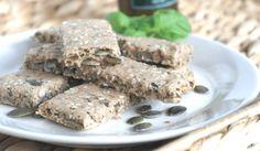 Zdravé tyčinky zo semienok a špaldovej múky